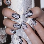 Grunge Nails Halloween How-to