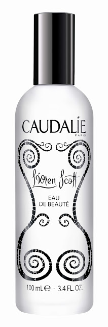 Caudalie Beauty Elixer X L'Wren Scott Limited Edition Bottles