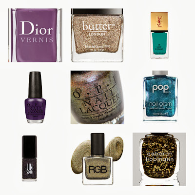 Lost And Found: Nail Polishes