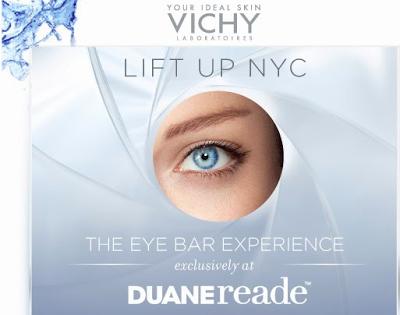 Vichy LiftActiv Serum 10 Eyes & Lashes Eye Bar Experience