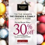 Deck Your Digits: Butter London Friends & Family