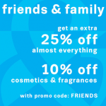 Lord & Taylor Friends And Family Sale 2013