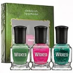 Deborah Lippmann Wicked 10th Anniversary Limited Edition Collection