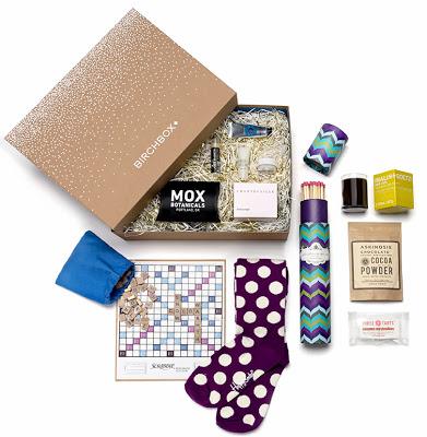 Birchbox Home: Snow Day Box