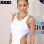 Hairstyle: Nicole Richie At The 2013 American Music Awards