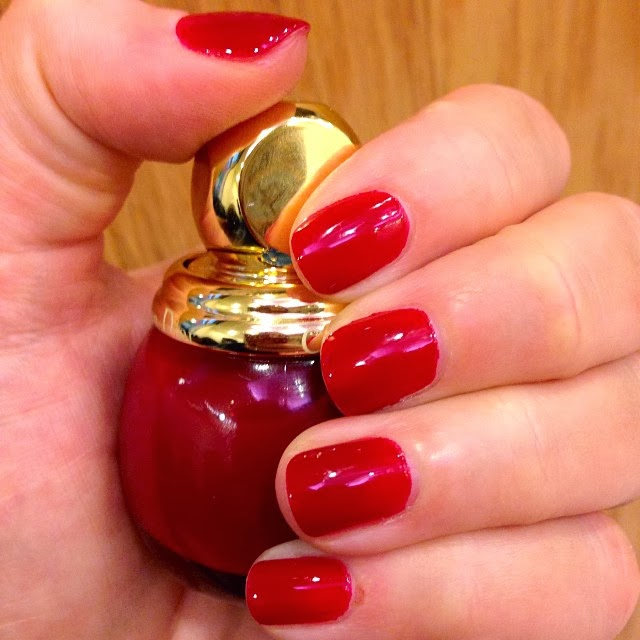 Mani Of The Moment: Dior Diorific Vernis In Marilyn