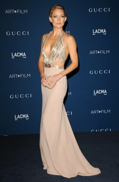 Hairstyle: Kate Hudson, LACMA 2013 Art & Film Gala