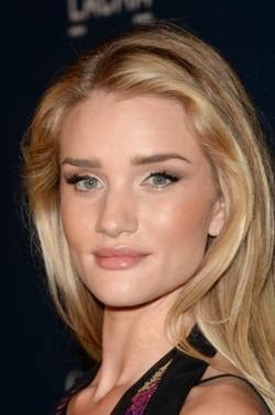 Makeup: Rosie Huntington-Whiteley At The LACMA 2013 Art + Film Gala