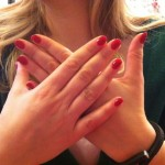 Mani Of The Moment: Red Carpet Manicure In Only In Hollywood