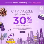 Tarte 30% Off Friends And Family Sale