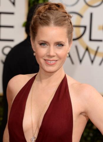 Get The Look: Amy Adams' Makeup At The Golden Globes 2014
