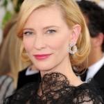 Golden Globes 2014 Makeup: Cate Blanchett