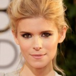 Get The Look: Kate Mara's Makeup At The Golden Globes 2014