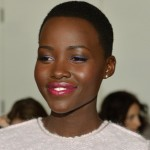 Lupita Nyong'o's Fashion Week Hairstyle For Ralph Lauren