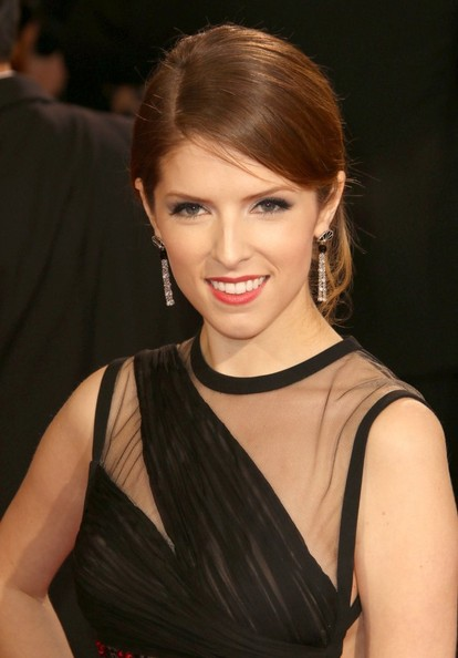Oscars Beauty: Anna Kendrick's Makeup