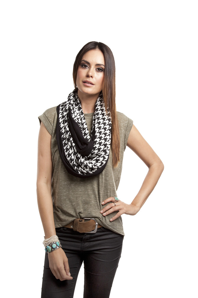 Giveaway: Win 1 of 2 Ash & Dans Scarves