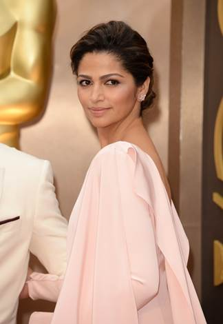 Oscars 2014 Makeup: Camila Alves