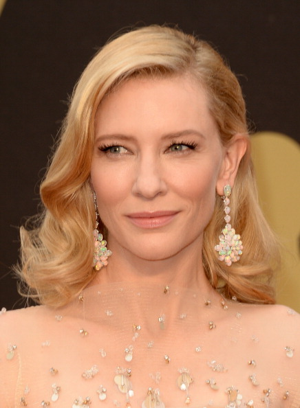 Oscars 2014 Makeup Cate Blanchett Rouge 18