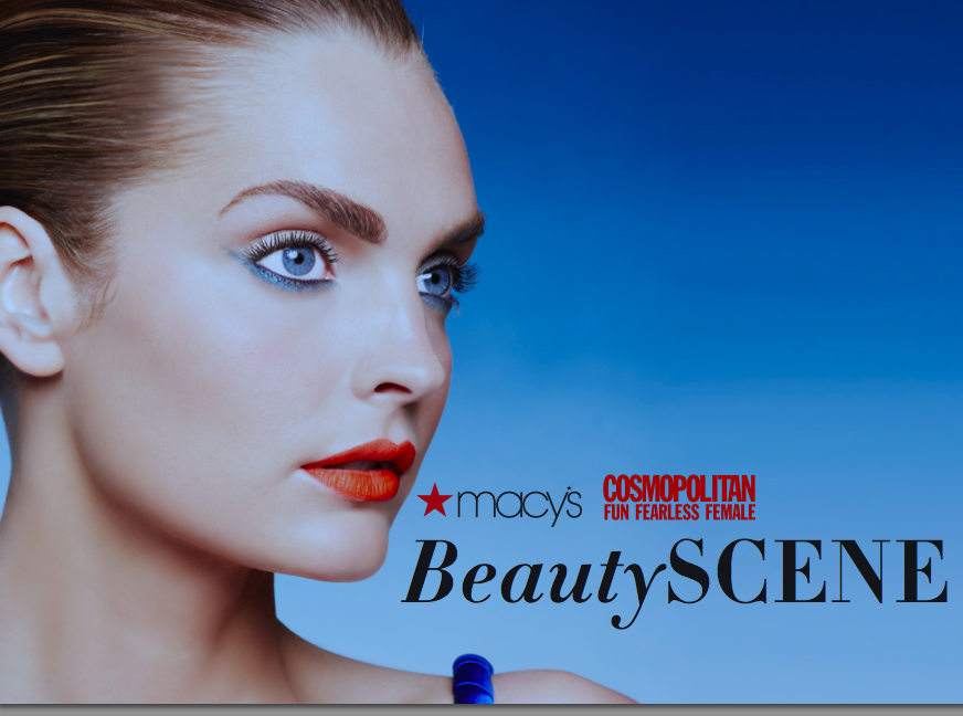 You'e Invited: Macy's Beauty Scene