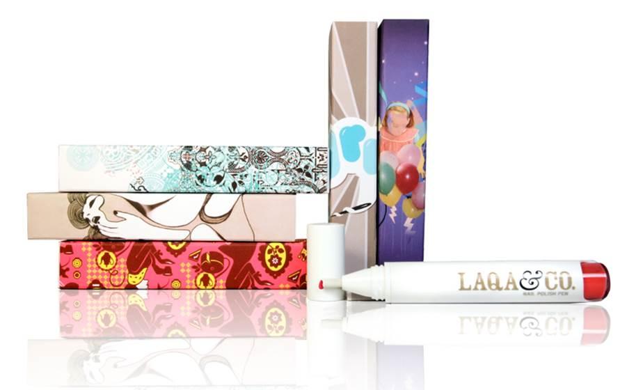 Laqa&Co. Polish Pens
