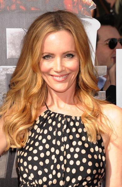 MTV Movie Awards 2014 Hairstyle: Leslie Mann