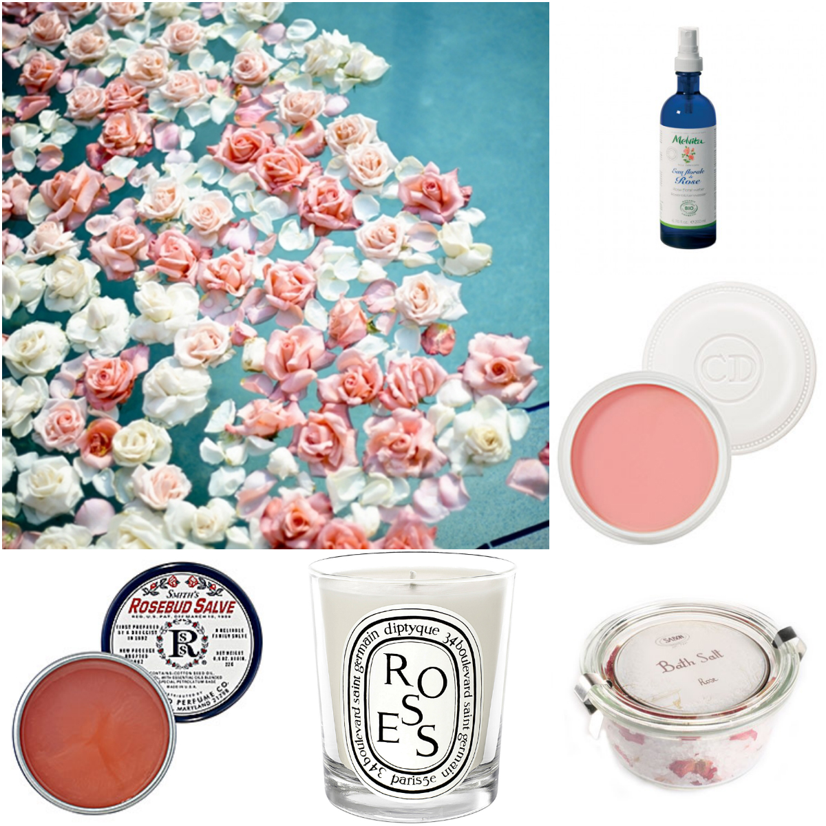 The Best Rose-scented Products To Buy For Spring