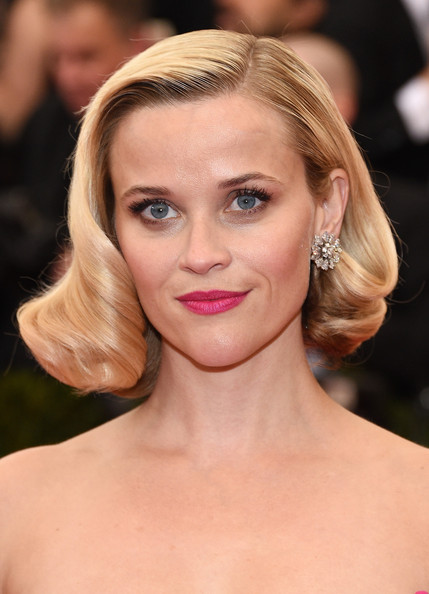 MET Gala 2014 Hairstyle: Reese Witherspoon