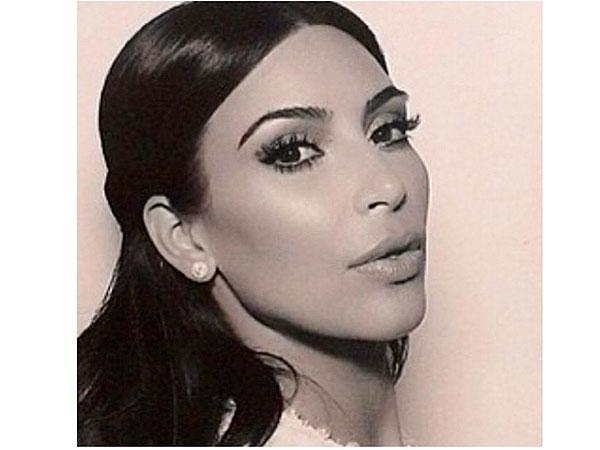 How To Recreate Kim Kardashian's Three Wedding Hairstyles