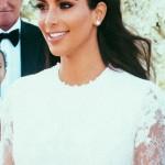 Here It Is: Kim Kardashian's Wedding Makeup