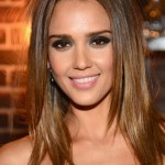 Makeup: Jessica Alba At The Spike TV 2014 Guys' Choice Awards