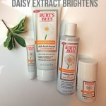 Filter-free Face With Burt's Bees' New Brightening Line