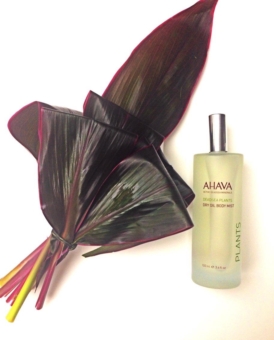Ahava Dry Oil Mist