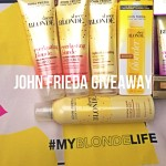 John Frieda Tote Bag + Product Giveaway