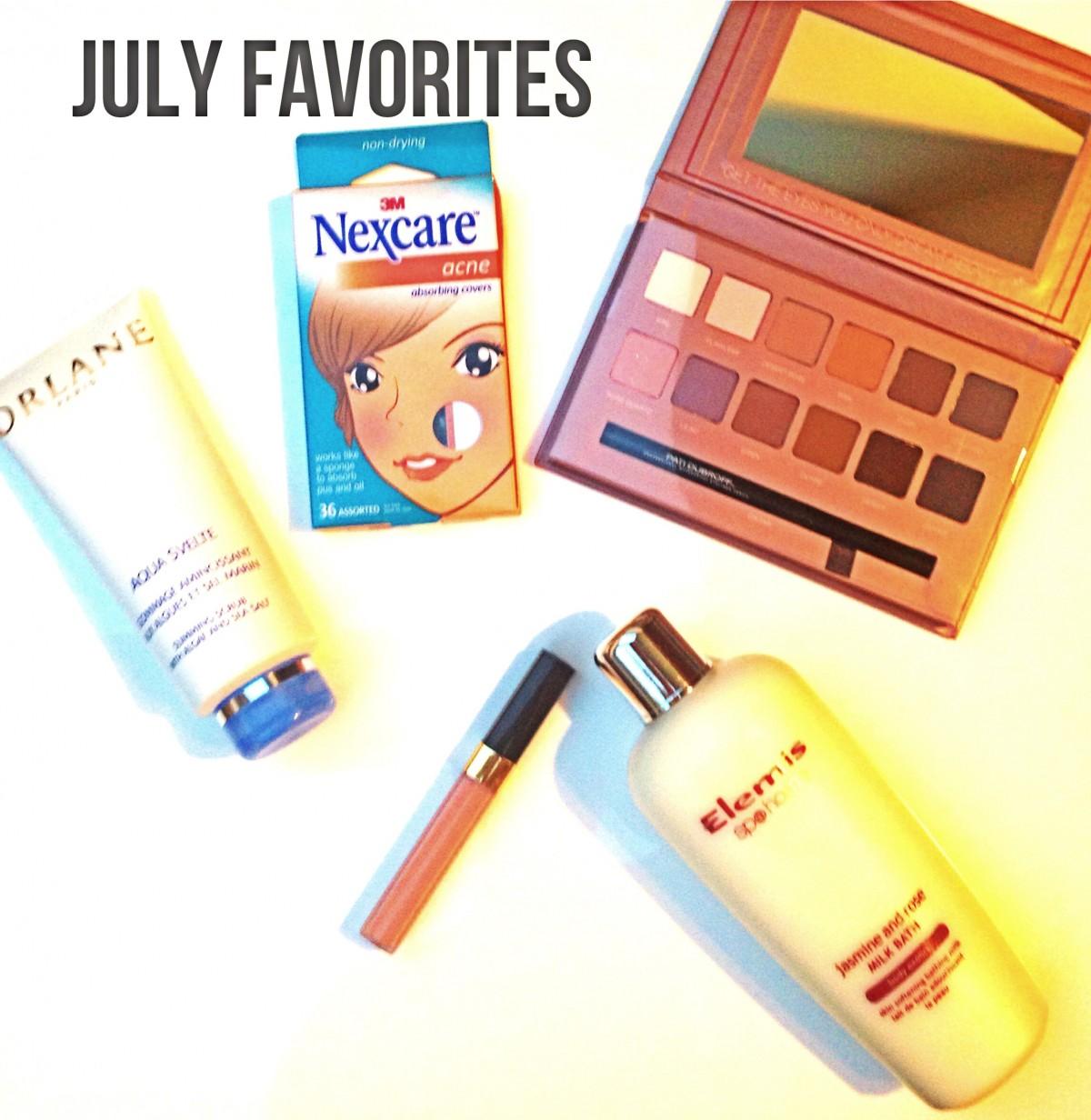 Video: July Favorites