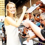 Hairstyle: Taylor Schilling For 'The Late Show'