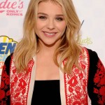 Makeup: Chloe Moretz At The Teen Choice Awards 2014