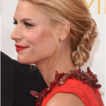 2014 Emmys Hairstyle: Claire Danes
