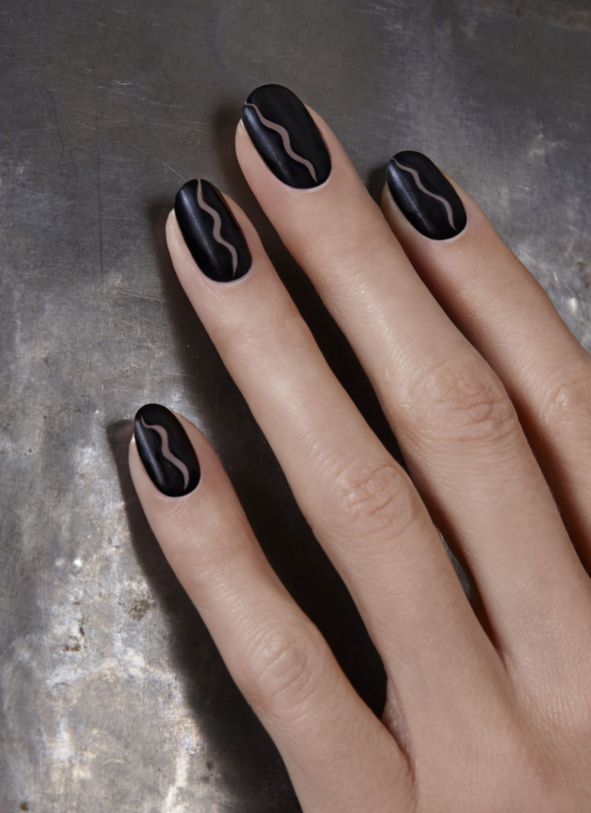 Jin Soon's Unexpected Tip For Negative-Space Manicures