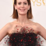 Emmys 2014 Makeup: Sarah Paulson
