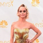 The Trick To Taryn Manning's Smooth Finger-waves At The Emmys