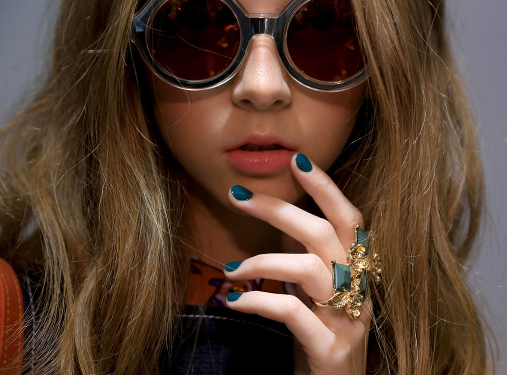 Best Of NYFW: Nails