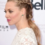 Two Braids Diverged Into A Ponytail: Snag Amanda Seyfried's Style In 4 Steps