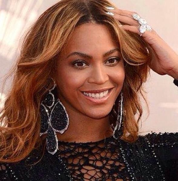 Nail Beyonce's VMAs Nails Effect