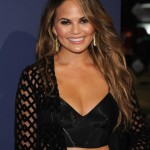 Hairstyle & Makeup: Chrissy Teigen, NBA 2K15 Launch