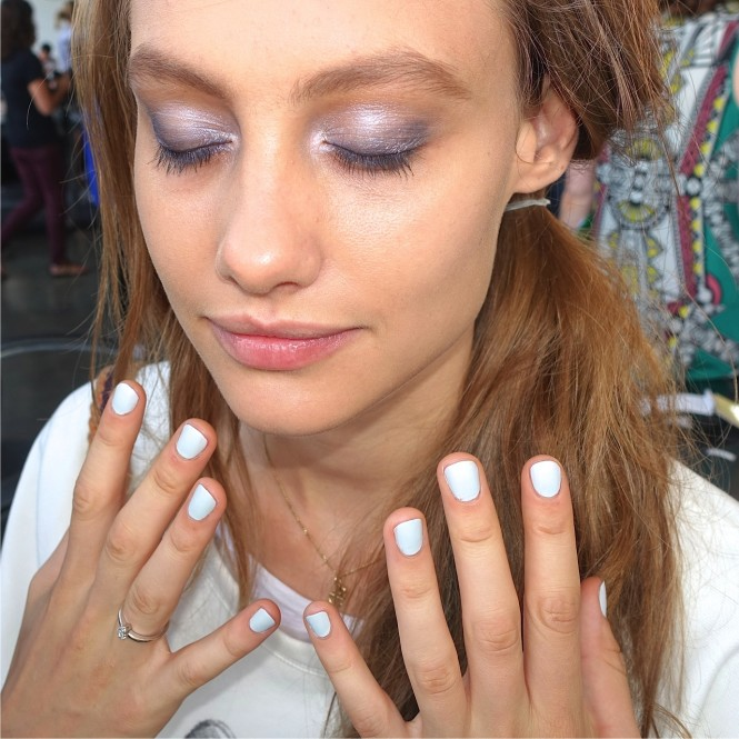 Best Of NYFW: Makeup