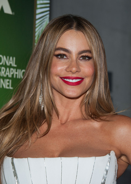 Emmys 2014 Hairstyle Amp Makeup Sofia Vergara Rouge 18