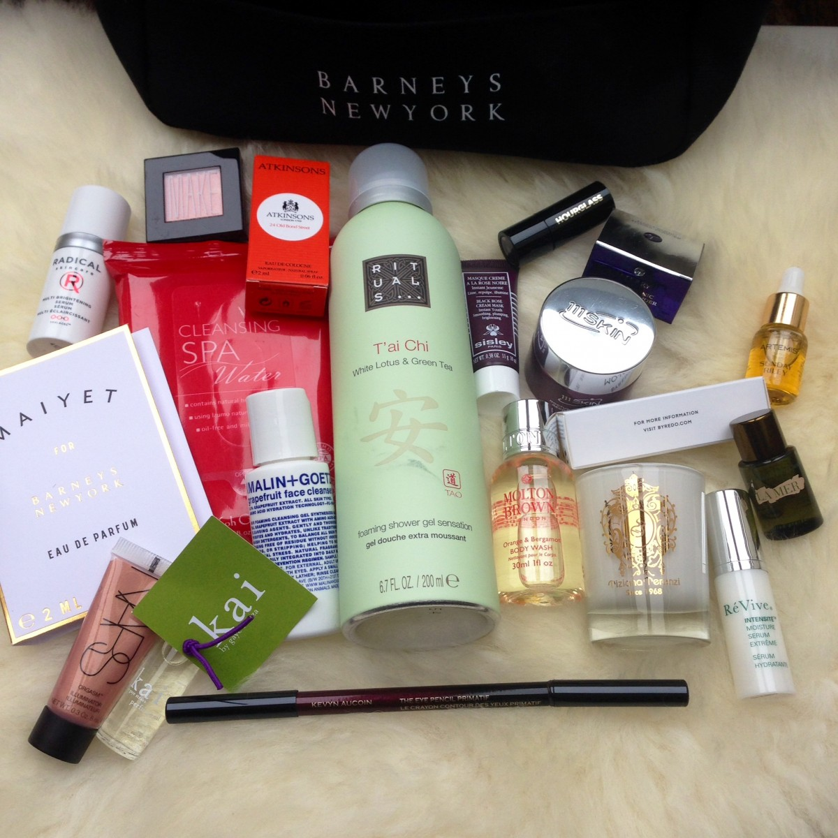 Barney's September Love Yourself Beauty Event Gift With Purchase