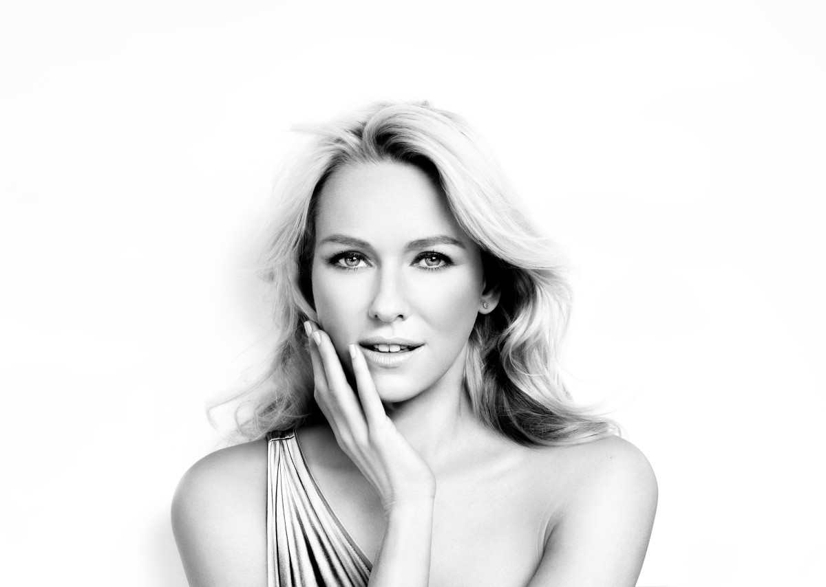 Naomi Watts Is L'Oreal Paris' Newest Face