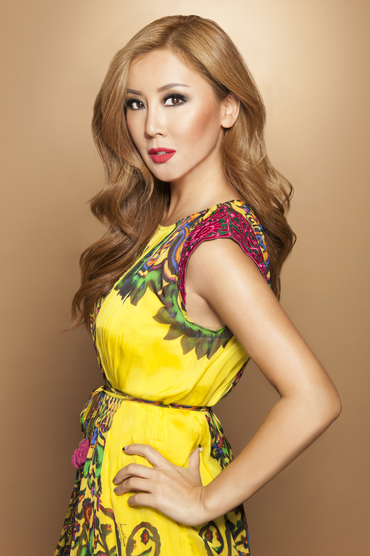 Five Rules For Life: NYX Cosmetics Founder Toni Ko