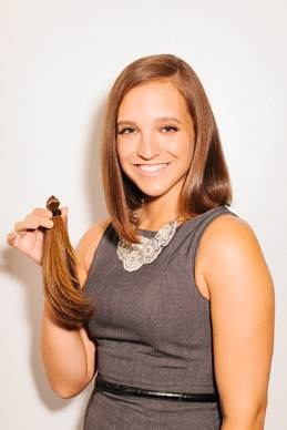 Pantene's National Donate Your Hair Day